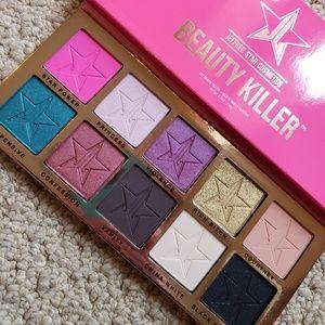 New Jeffree star eyeshadow palette